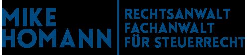 Kanzlei Mike Homann Logo